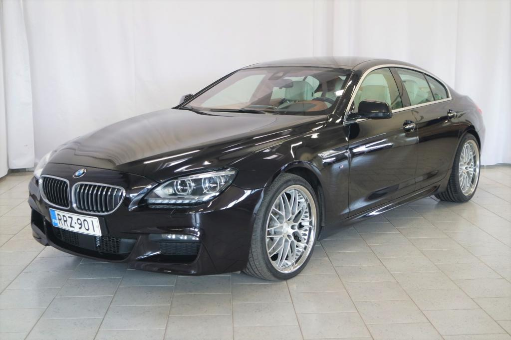 BMW 640 d F06 Gran Coupé TwinPower Turbo Sport A xDrive