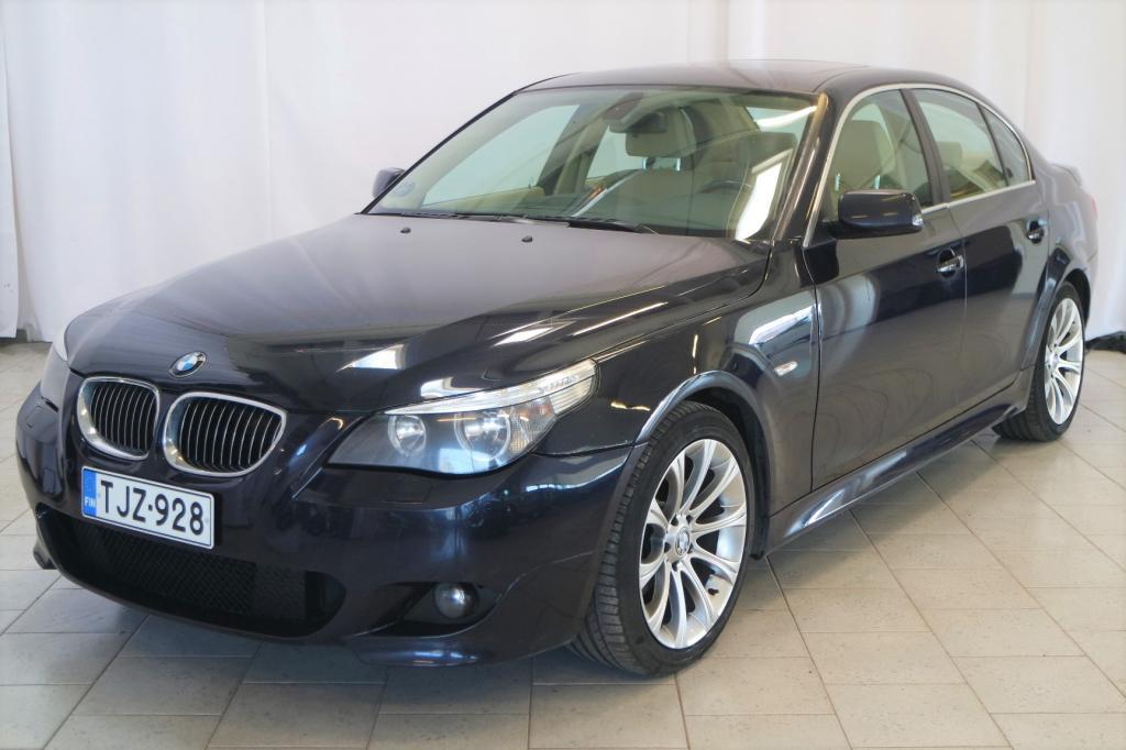 BMW 530 dA E60 Sedan