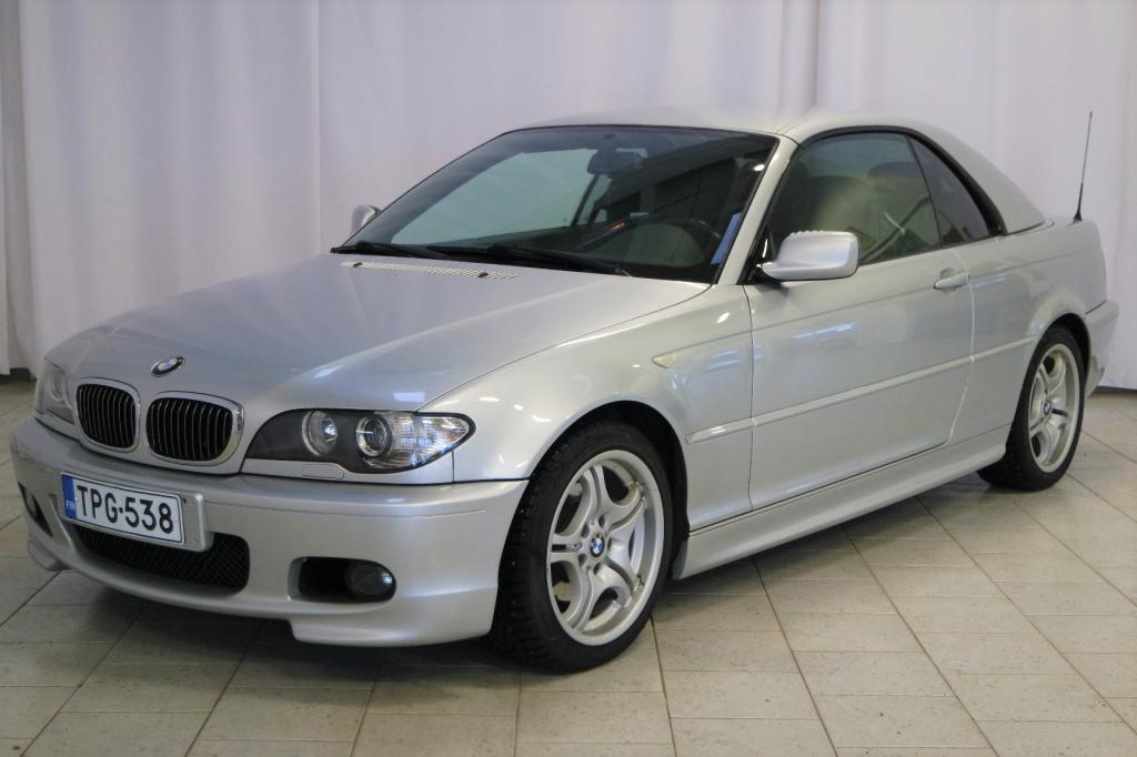 BMW 325 Ci Cabriolet
