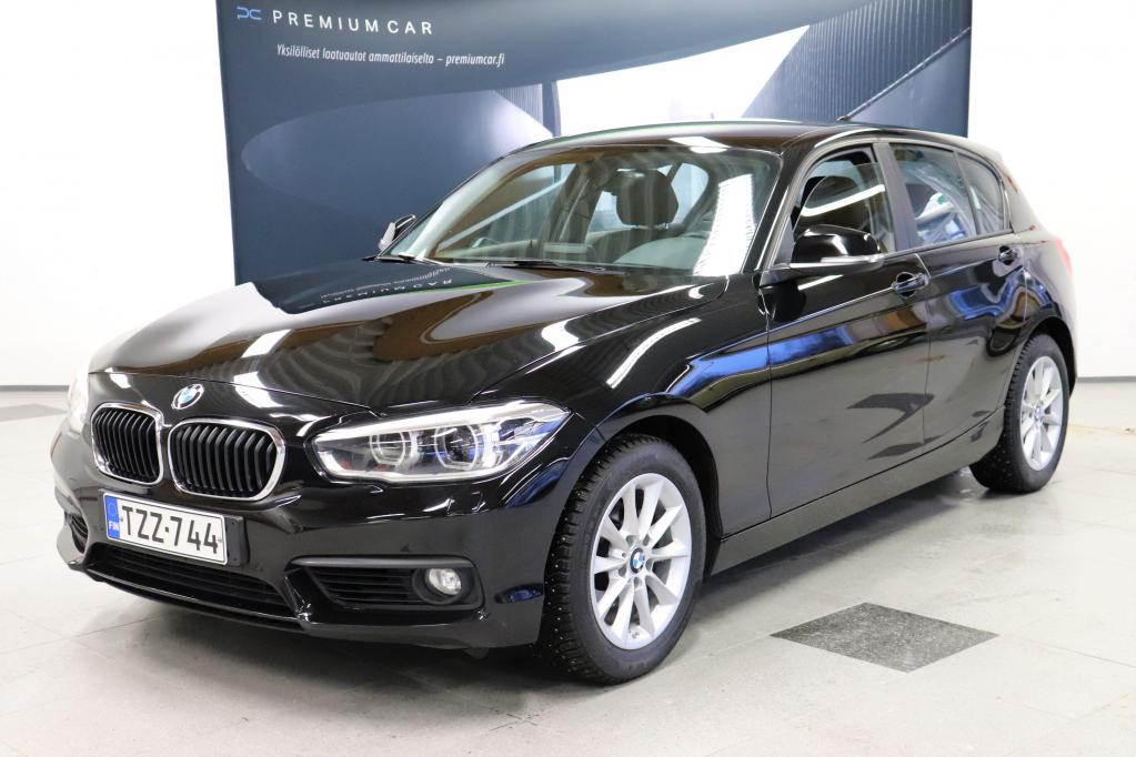 BMW 118 F20 Hatchback 118d A Business