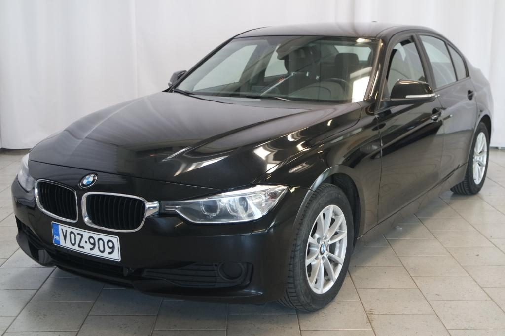 BMW 316 d TwinPower Turbo A F30 Sedan Business Automatic Edition