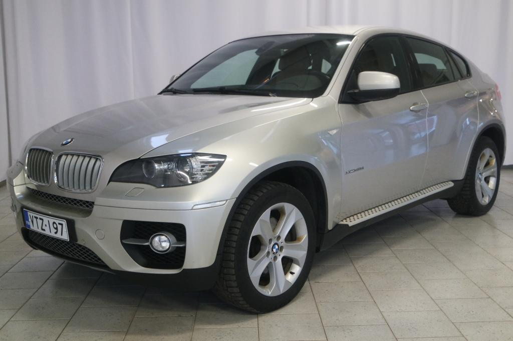 BMW X6 xDrive40d TwinPower Turbo A E71 SAC