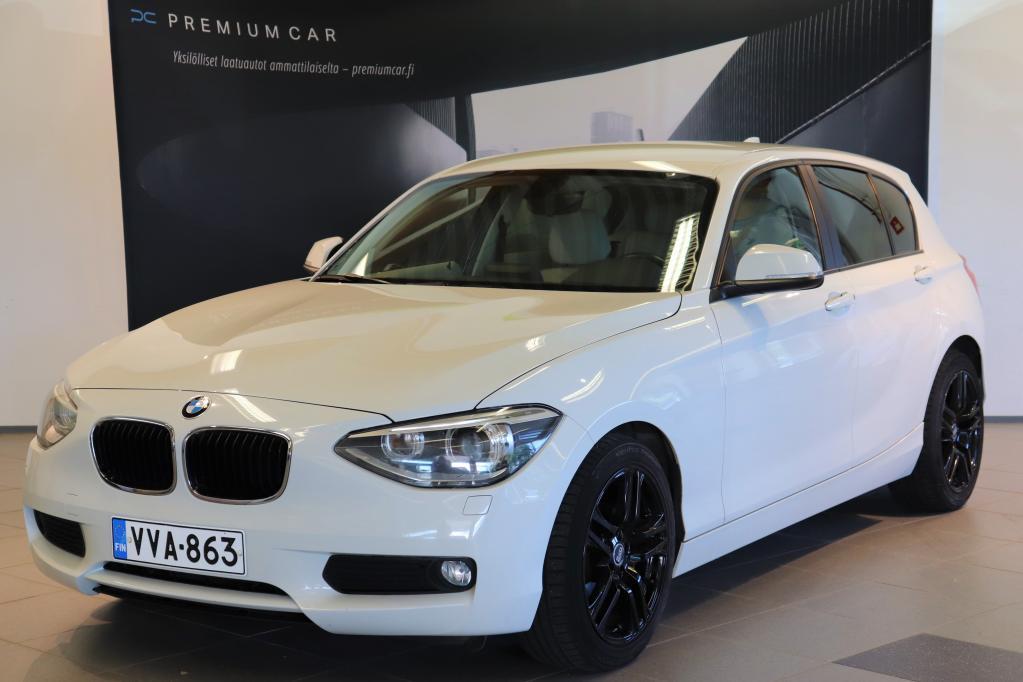 BMW 116 i F20 TwinPower Turbo A Limited Navi Edition