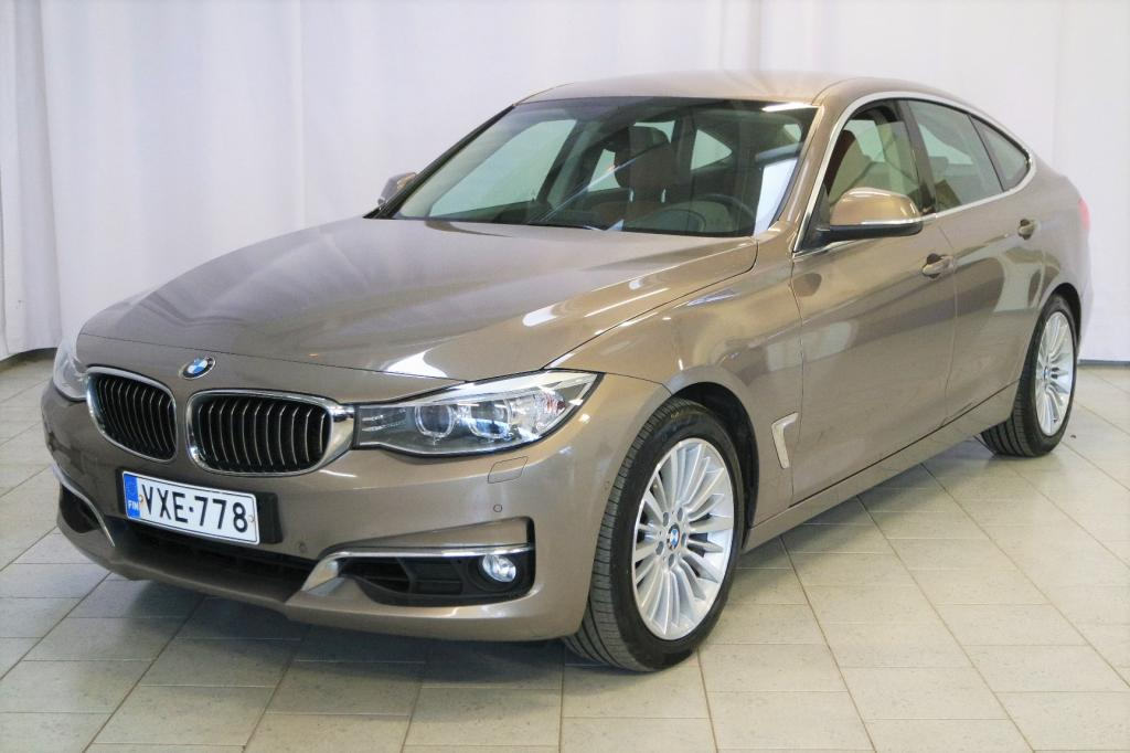 BMW 320 Gran Turismo F34 Gran Turismo 320i TwinPower Turbo A xDrive Business Automatic Luxury