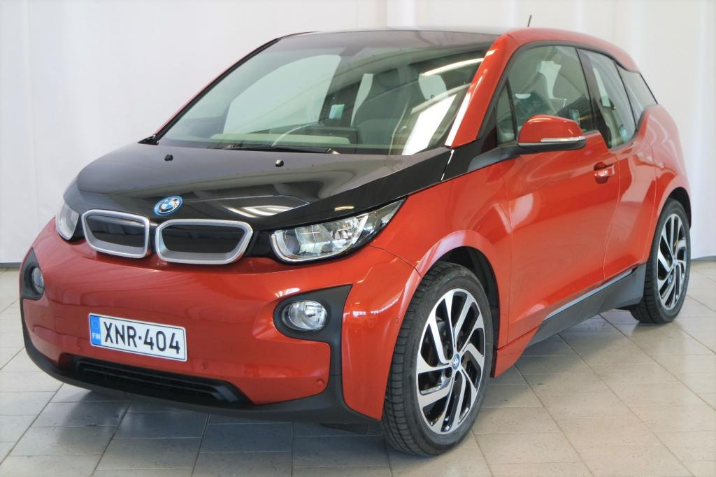 BMW i3 60Ah