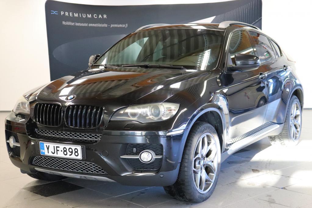 BMW X6 xDrive35d A E71 SAC