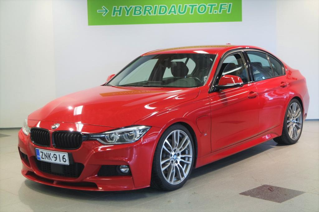 BMW 330 F30 Sedan 330e A