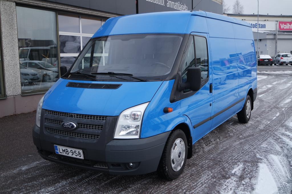 Ford Transit 300L 2, 2TDCi 100 hv Trend N1 Van FWD 4, 36 Puolikorkea