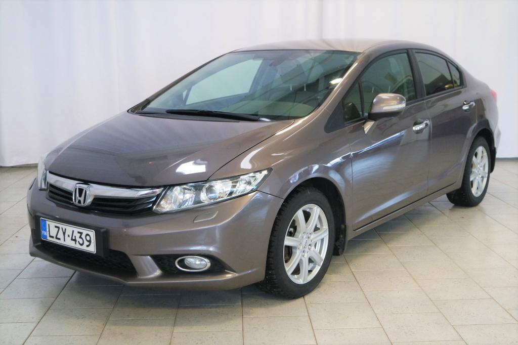 Honda Civic 4D 1, 8i Executive AT Business