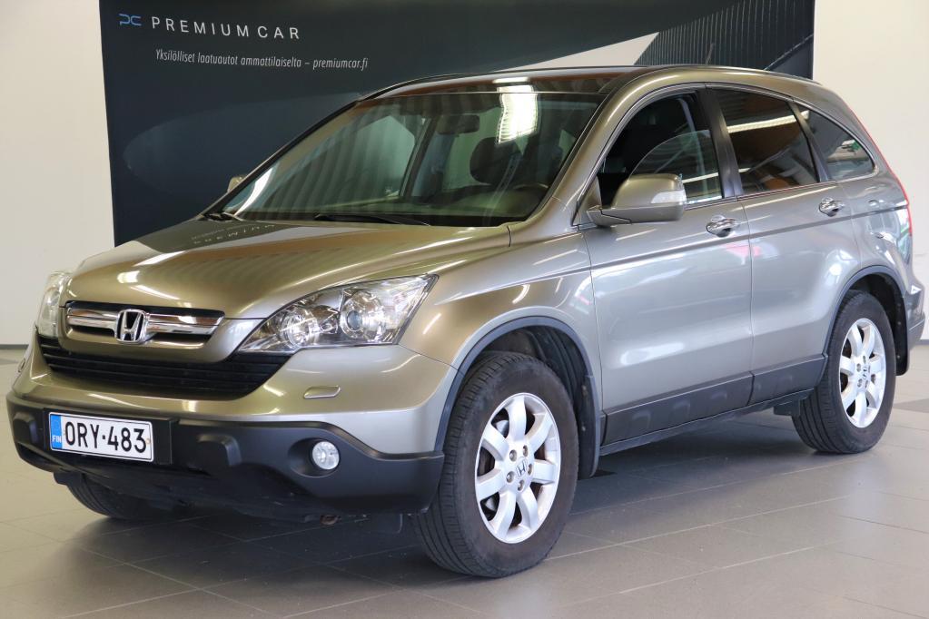 Honda CR-V 2, 0i Elegance Plus AT 4WD