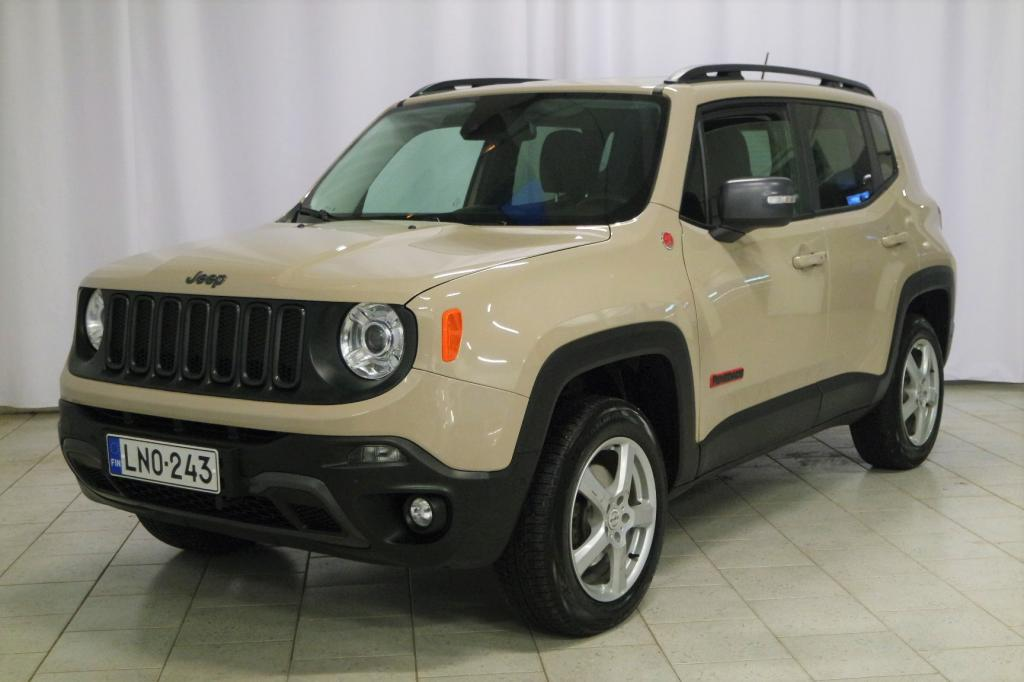 Jeep Renegade 2, 0 MultiJet 170hv AT9 4WD Trailhawk