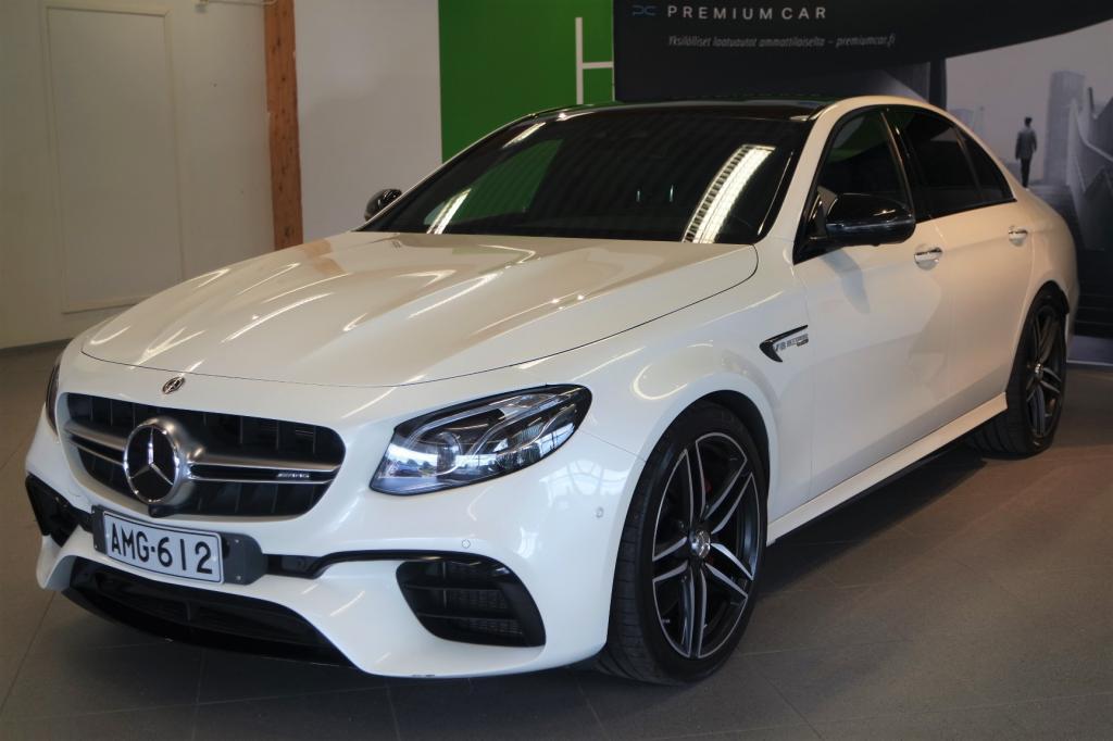 Mercedes-Benz E 63 AMG Mercedes-AMG E 63 S 4Matic+ A