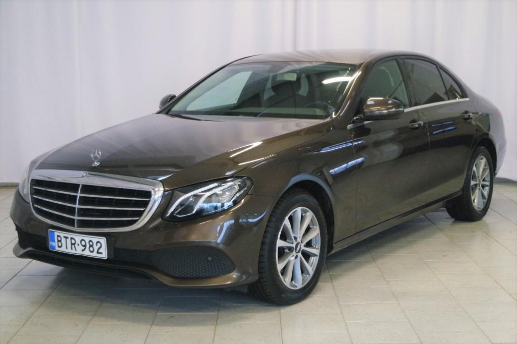 Mercedes-Benz E 200 d A Business