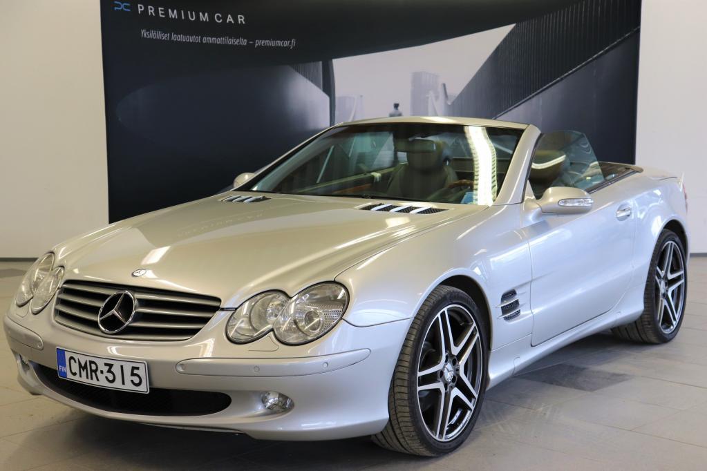 Mercedes-Benz SL 500 A