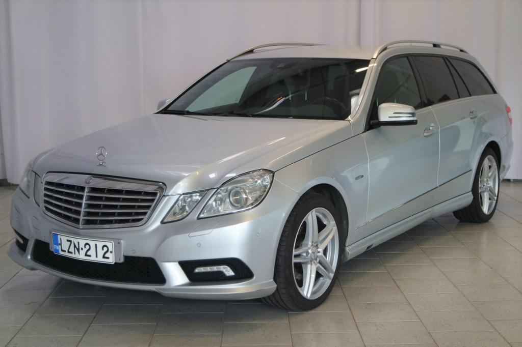 Mercedes-Benz E 350 CDI BE T A