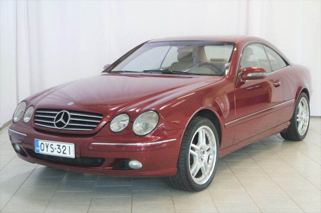 Mercedes-Benz CL 500 Coupe