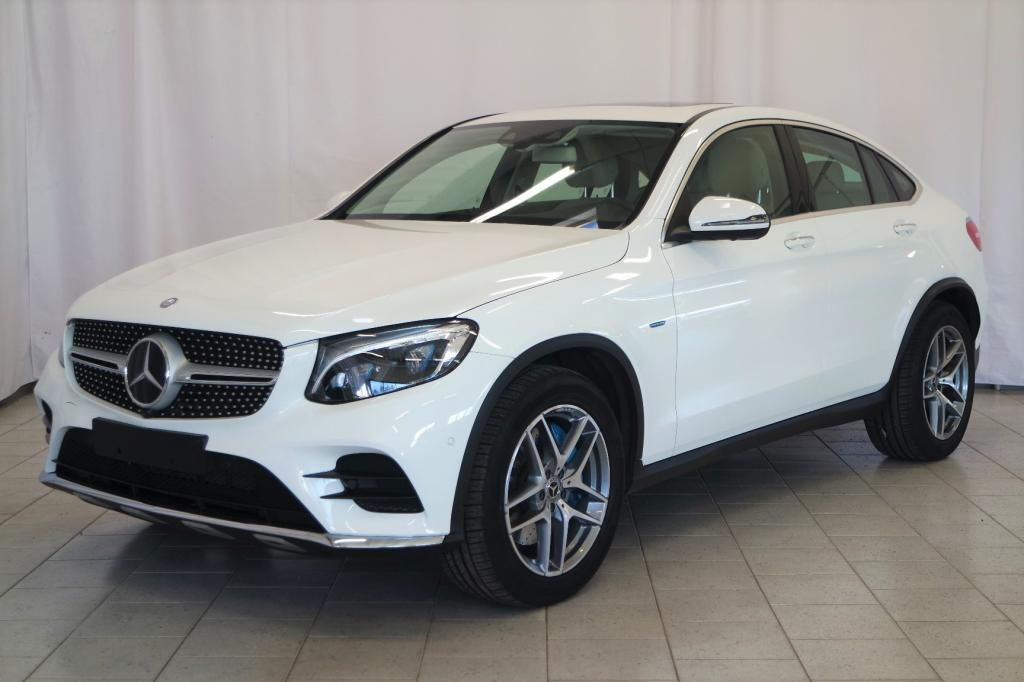 Mercedes-Benz GLC 350 e Coupé 4Matic A Premium Business