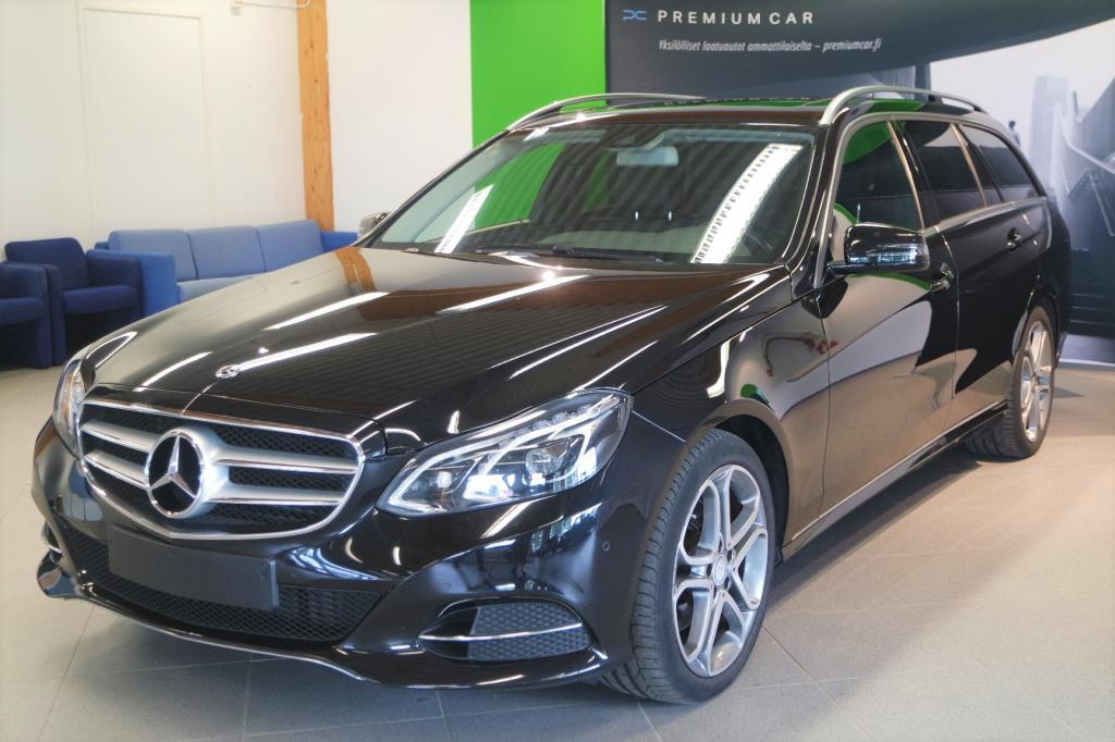 Mercedes-Benz E 200 BlueTec T A Premium Business