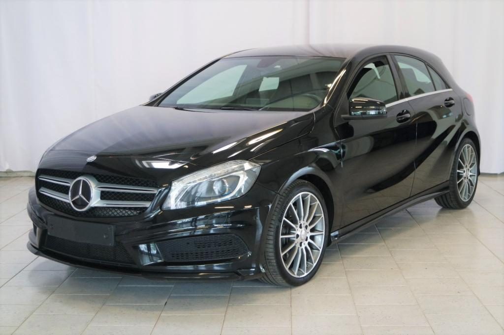 Mercedes-Benz A 250 BE A