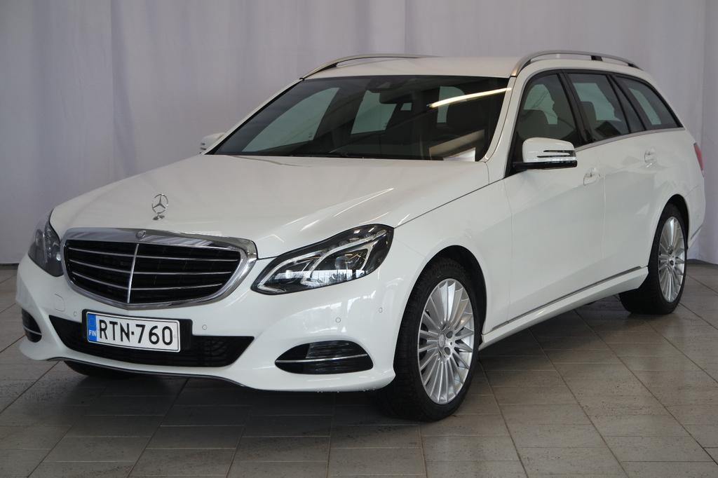 Mercedes-Benz E 350 Bluetec T 4Matic A Premium Business