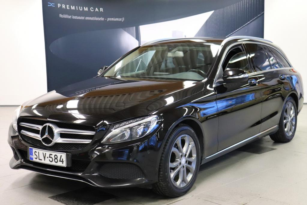 Mercedes-Benz C 220 BlueTec T A Premium Business