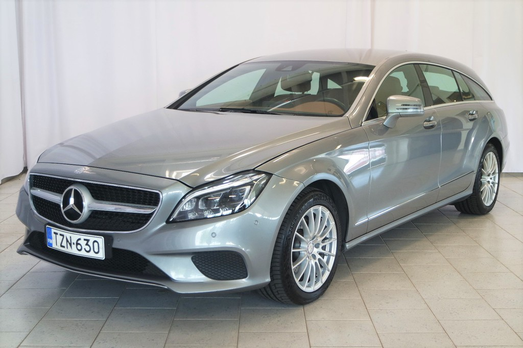 Mercedes-Benz CLS 250 BlueTec Shooting Brake 4Matic
