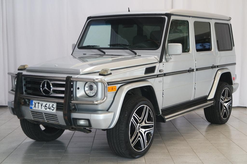 Mercedes-Benz G 500 V8 A