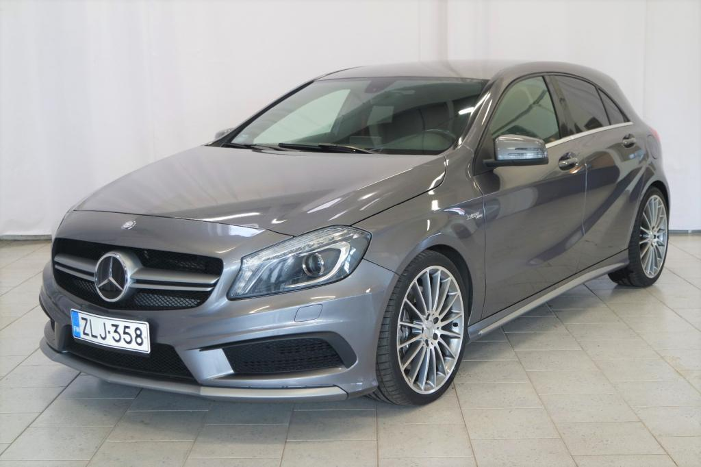 Mercedes-Benz A 45 AMG 4Matic A