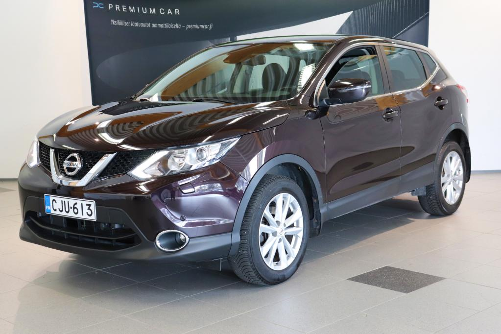 Nissan Qashqai DIG-T 115 Acenta 2WD 6M/T Safety Pack