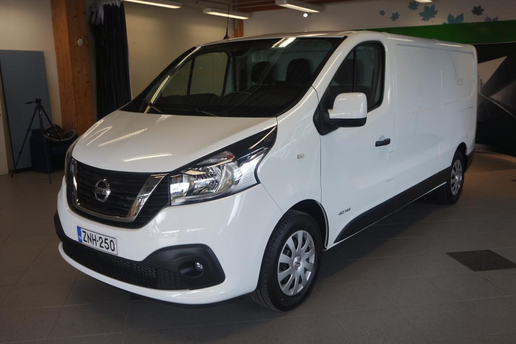 Nissan NV300 Van 2, 0 dCi 145 A/T L2H1 1.2t FWD Working Star Blind FD Blind SSD