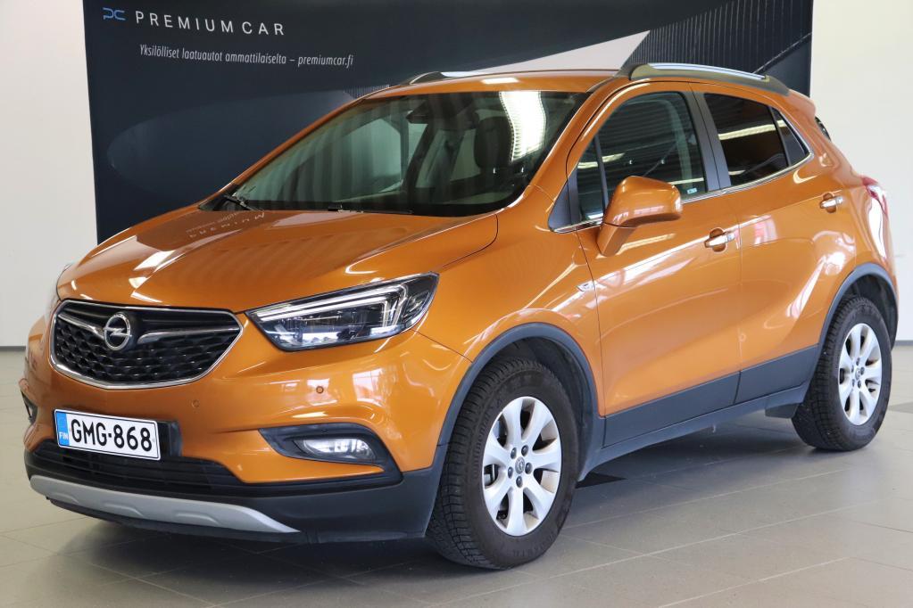 Opel Mokka X Innovation 1, 4 Turbo Start/Stop 4x4 112kW AT6