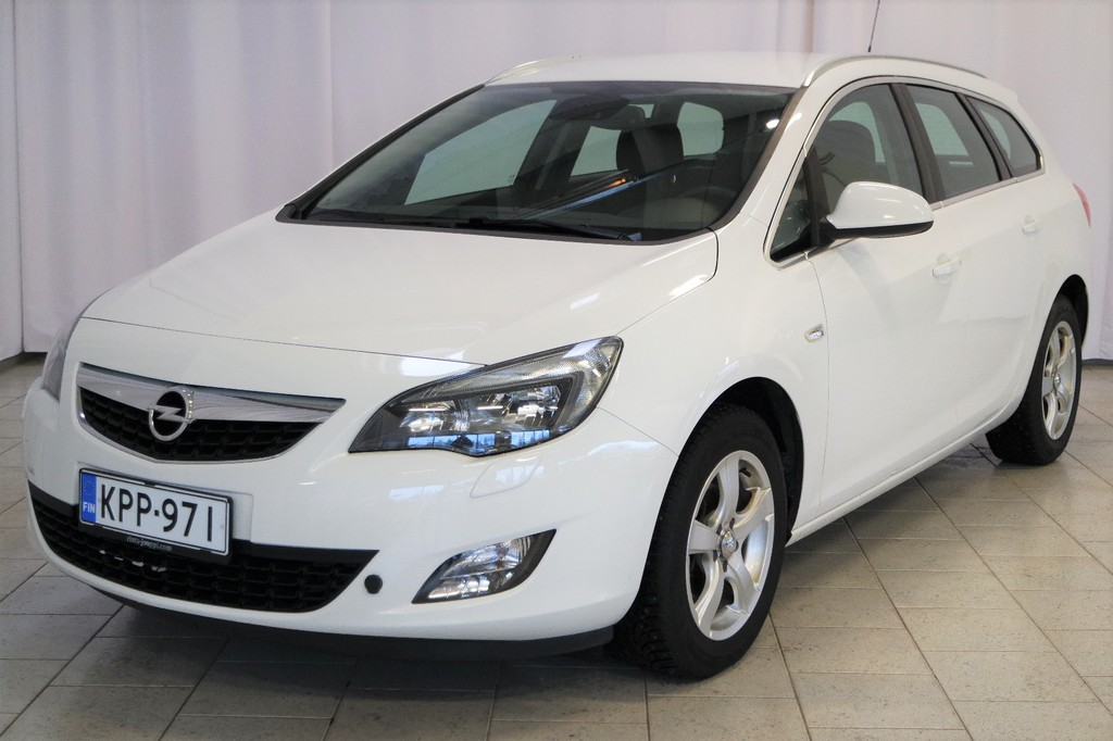Opel Astra Sport Tourer Sport 1, 4 Turbo 103kW AT6
