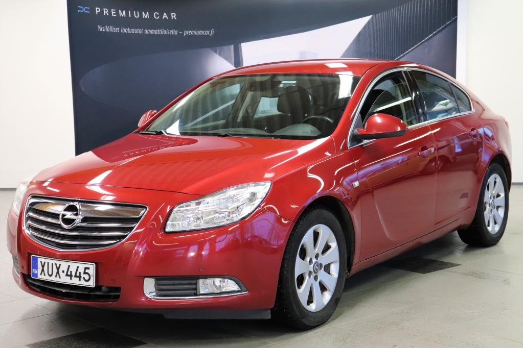 Opel Insignia 5-ov Edition 1, 6 Turbo Ecotec 132kW MT6 BL