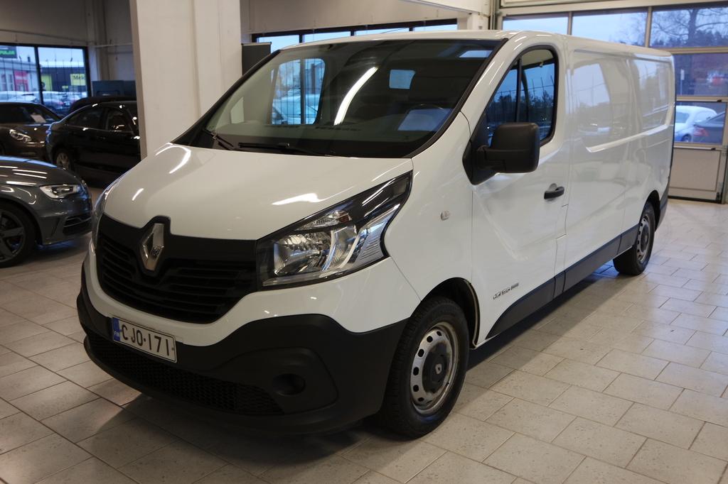 Renault Trafic dCi 120 TwinTurbo L2H1 6, 0 m3