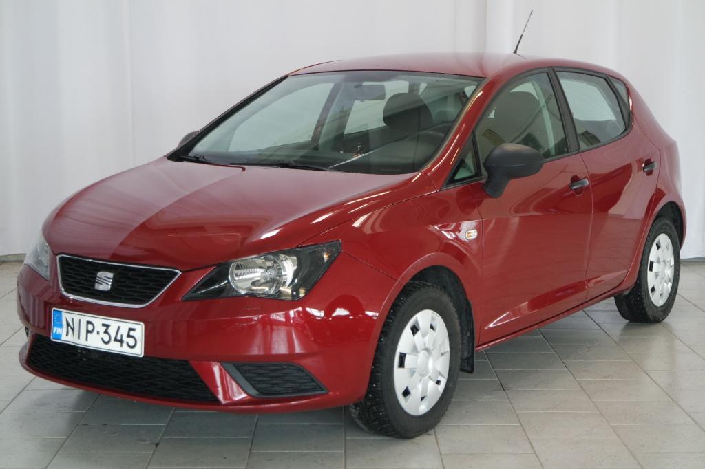 Seat Ibiza 1, 4 Edition