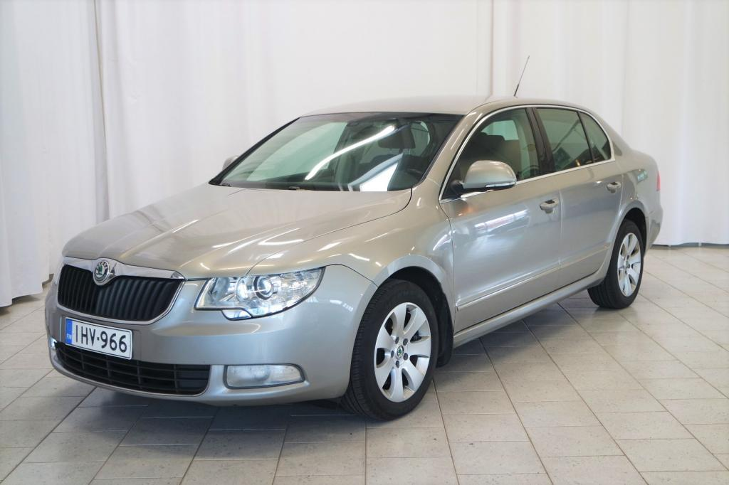 Skoda Superb 2, 0 TDI DPF Ambition