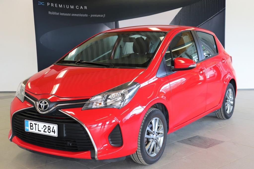 Toyota Yaris 1, 33 Dual VVT-i Active 5ov