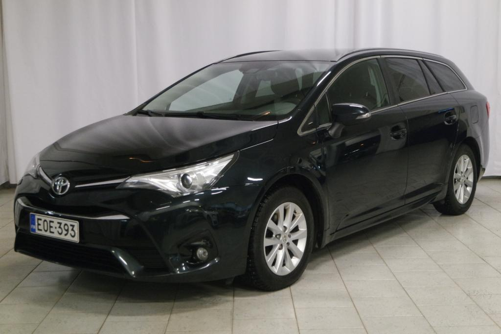 Toyota Avensis 1, 8 Valvematic Active Edition Touring Sports