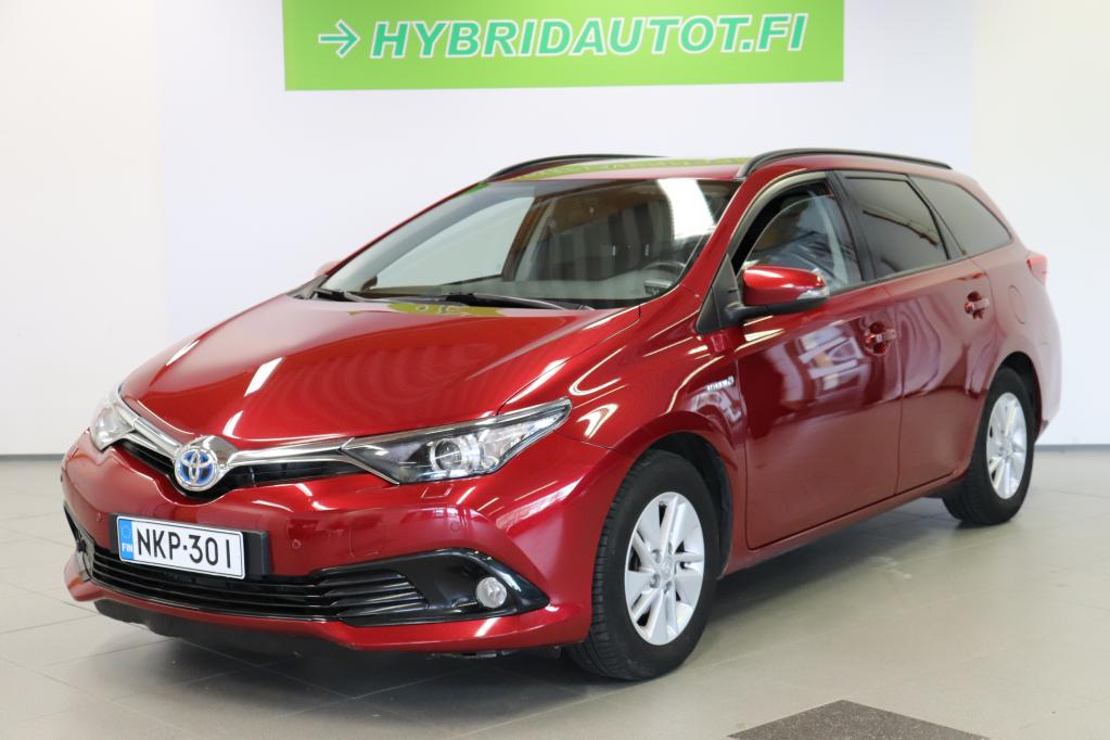 Toyota Auris Touring Sports 1, 8 Hybrid Edition