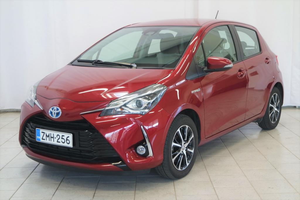Toyota Yaris 1, 5 Hybrid Active 5ov