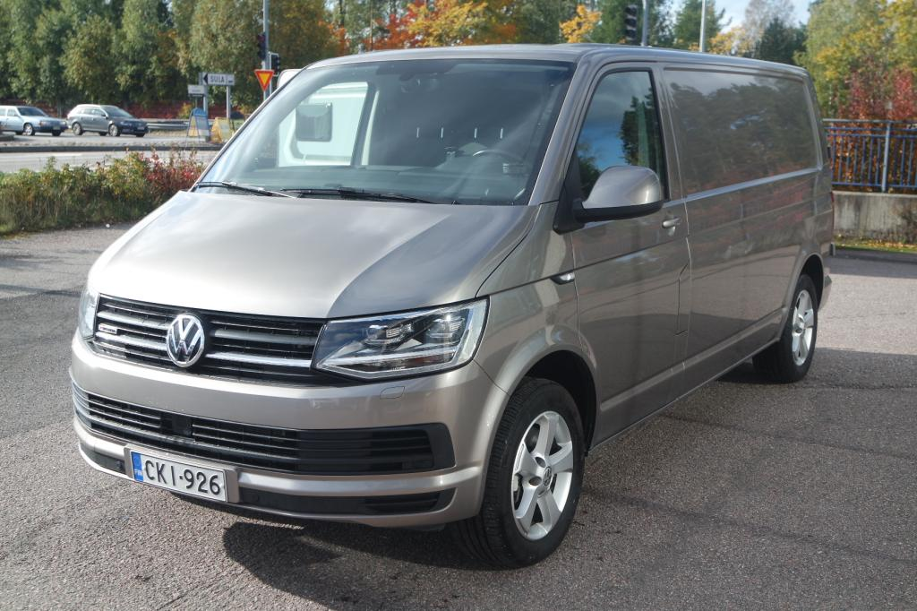 Volkswagen Transporter umpipakettiauto Pitkä 2, 0 TDI 150 kW 4Motion DSG