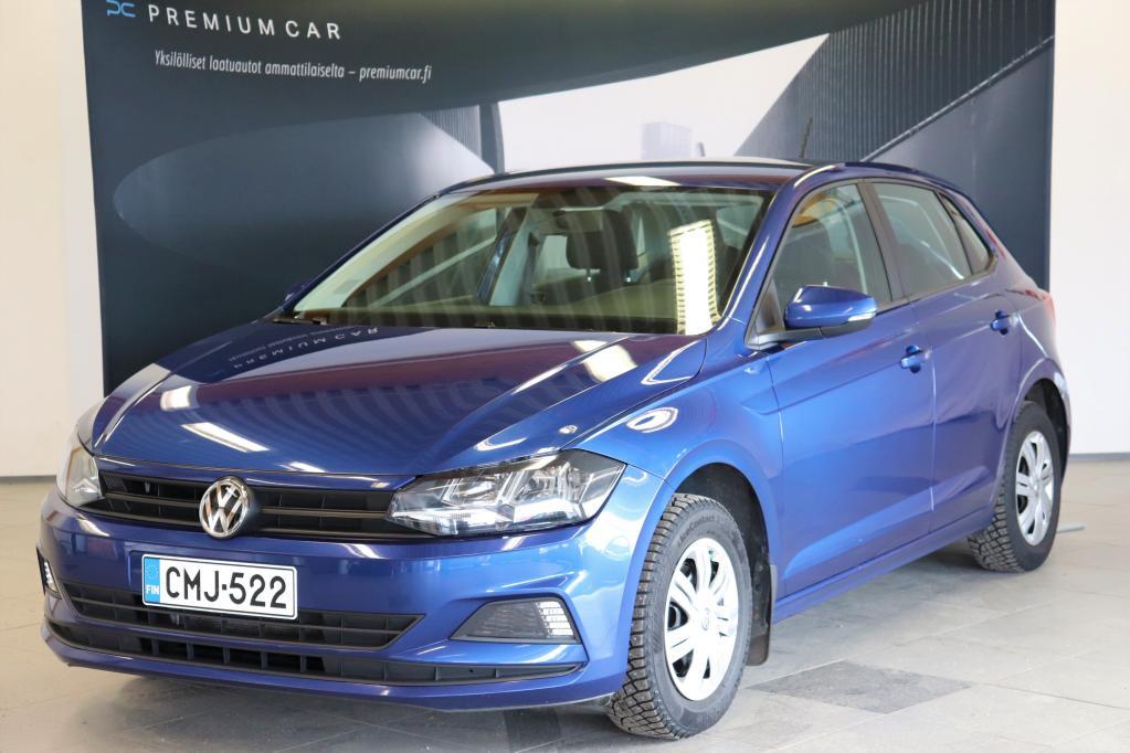 Volkswagen Polo Trendline 1, 0 59 kW (80 hv)