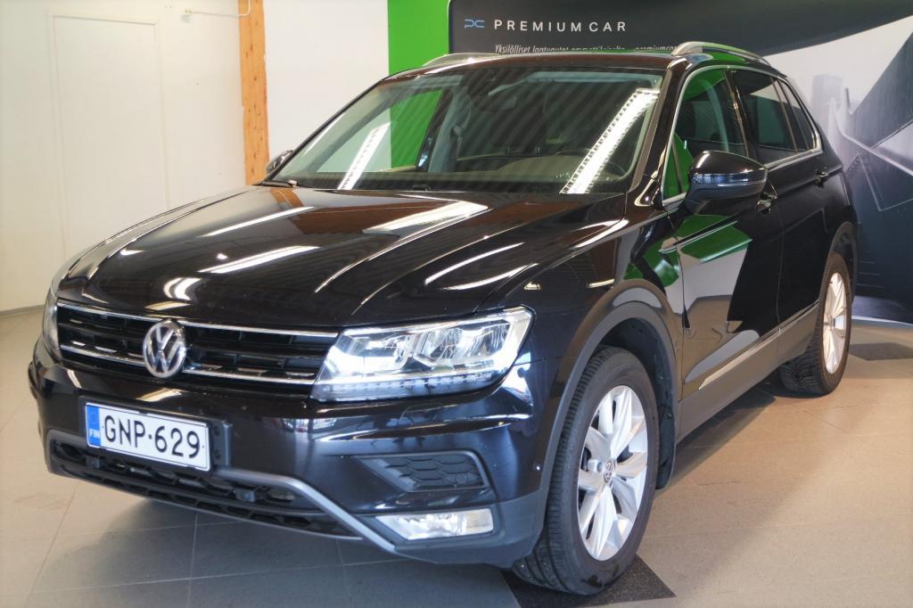 Volkswagen Tiguan Comfortline 2, 0 TSI 132 kW (180 hv) 4MOTION DSG-aut