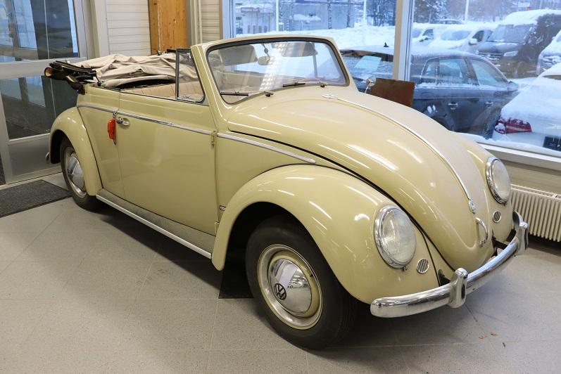 Volkswagen Kupla Karmann Kabriolett