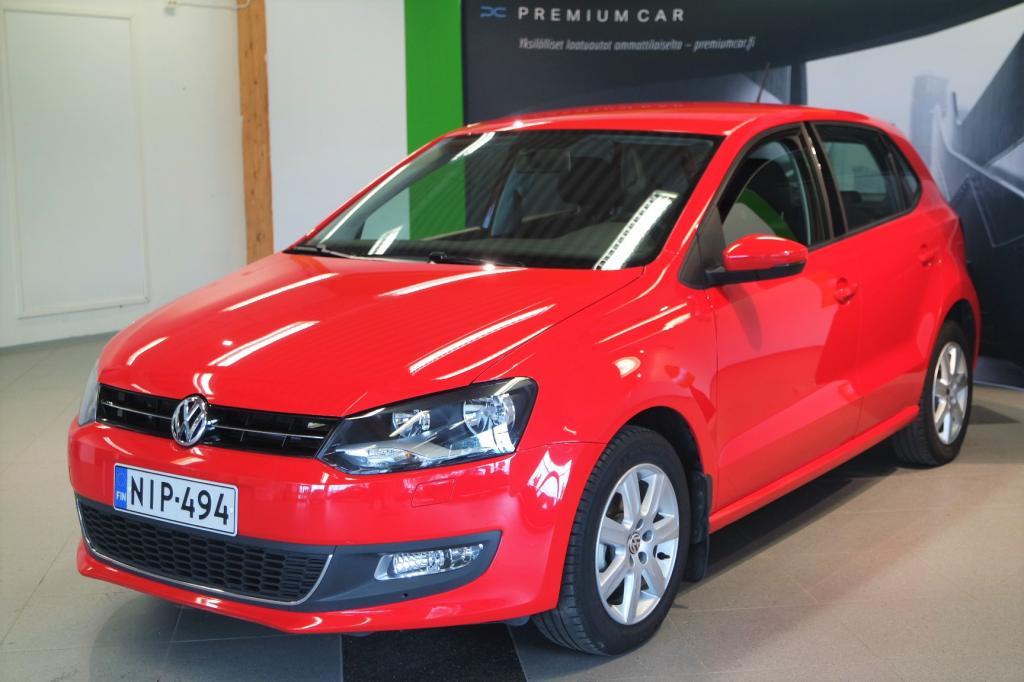 Volkswagen Polo Highline 1, 2 TSI 77 kW (105 hv) DSG-aut 4-ov