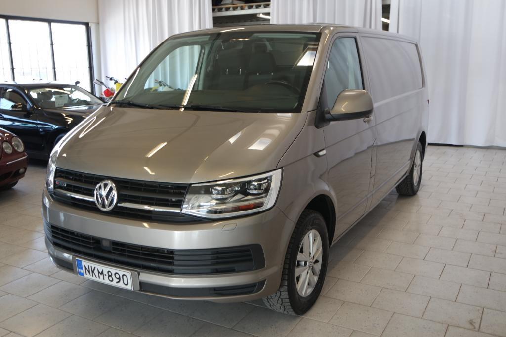 Volkswagen Transporter umpipakettiauto pitkä 2, 0 TDI 110 kW 4Motion DSG
