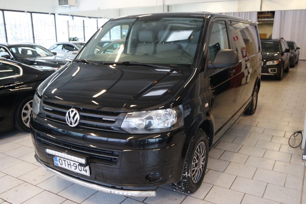 Volkswagen Transporter umpipakettiauto pitkä 2, 0 TDI 103 kW DSG