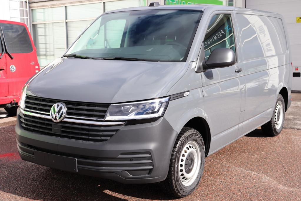 Volkswagen Transporter umpipakettiauto 2, 0 TDI 110 kW DSG
