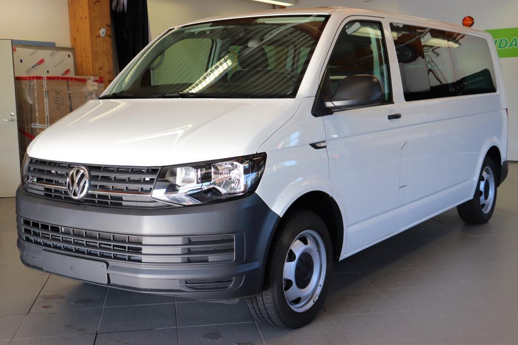 Volkswagen Transporter T6 ABT e-Kombi LR DSG