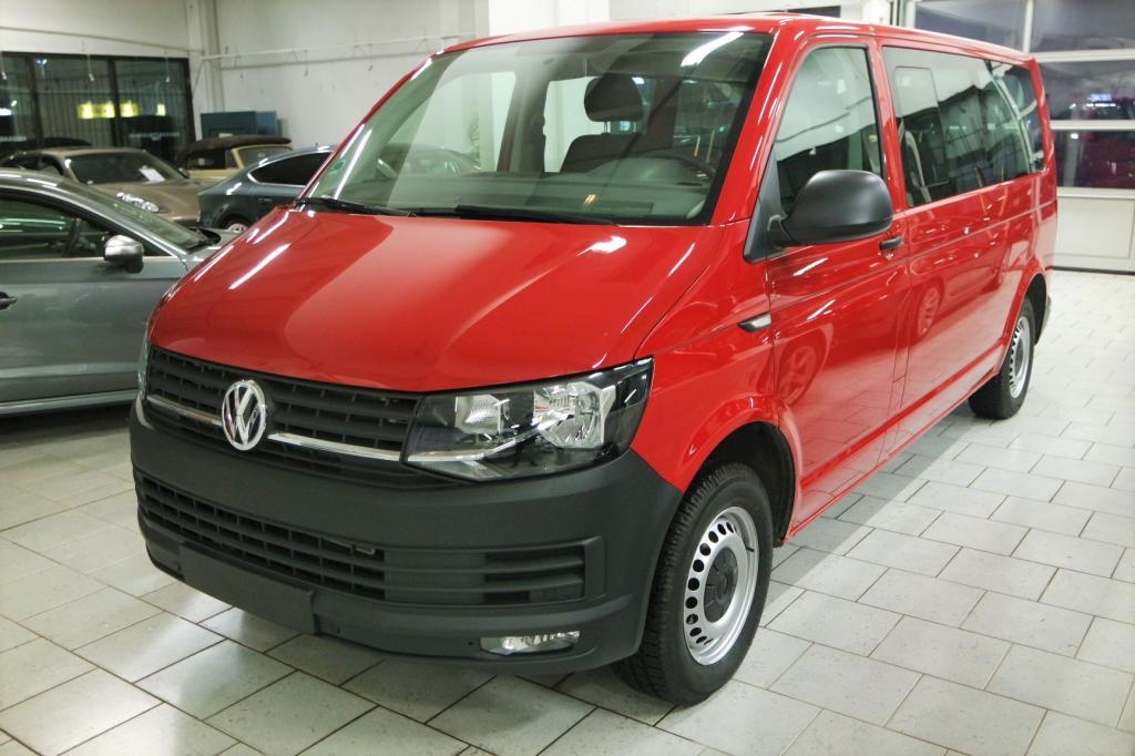 Volkswagen Transporter Kombi pitkä 2, 0 TDI 110 kW DSG